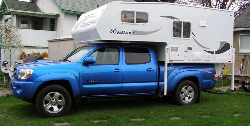 B Amp L Enterprises Truck Camper